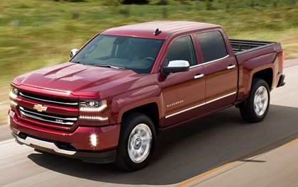 Here's a sweepstakes where the winner can take their new truck to Vegas! Enter the Chevrolet Silverado Z71 Sweepstakes for your chance to win a 2016 Chevy Silverado Z71, plus a trip for two to Las Vegas for NASCAR's Champions's Week and the 2015 NASCAR Sprint Cup Series Awards. Hurry, this sweepstakes ends 11/11/15