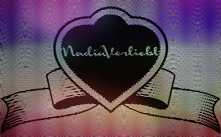 Logo design #nadiaverliebt #logo #color #effects #money