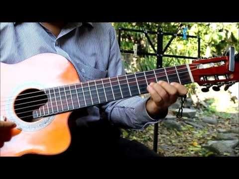 Las mañanitas y En tu día Requinto tutorial y acordes (Cómo requintear y tocar las mañanitas) - YouTube