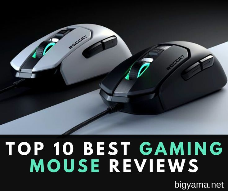 Best Gaming Mouse in 2020 Buyer's Guide and Reviews in