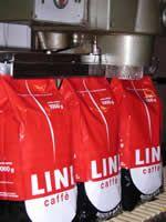 Caffè LINI - confezionamento