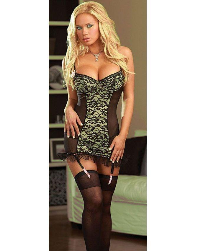 Aliexpress.com: Koop sexy lingerie sexy baydoll mooie vrouwen mini jurk uniform lingerie obsessieve kalia sexy babydoll jurkje i2771 van betrouwbare uitsparing jurk leveranciers op Foshan Guixiu Apparel Co.,Ltd
