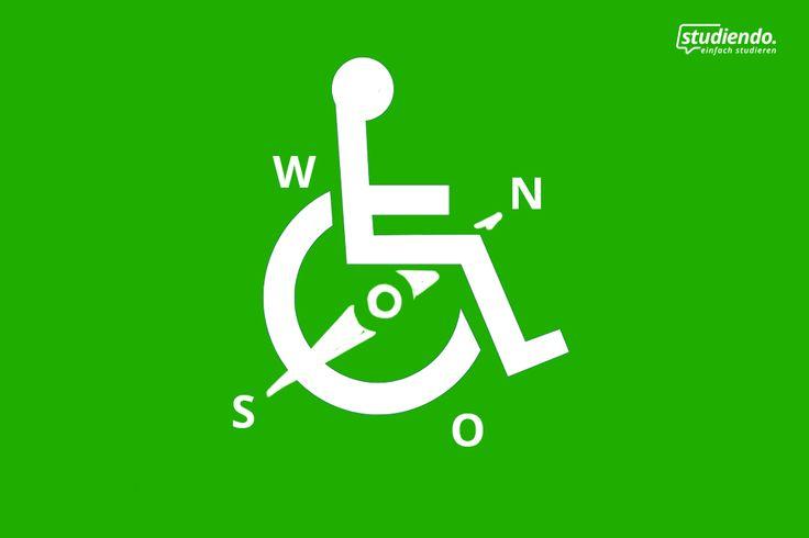 In jedem Fall eines Studienbeginns gibt's eine Menge zu erledigen. Bei einem Studium mit Behinderung sollte so einiges auch sorgfältig geplant werden!