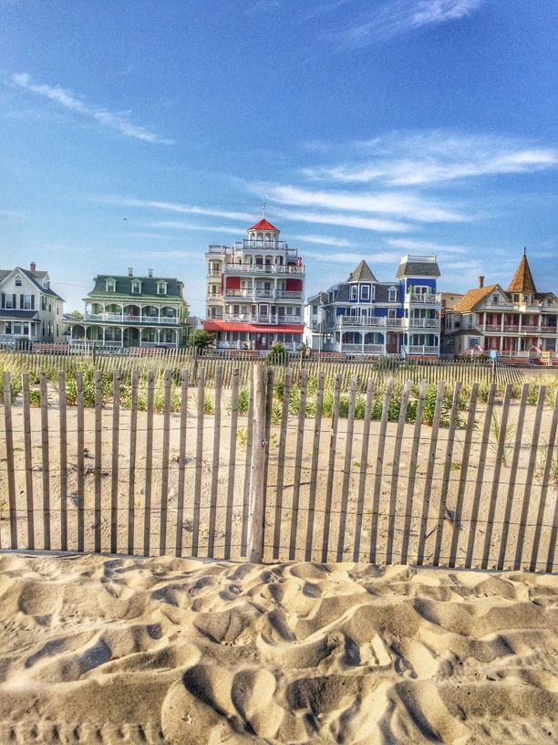 Cape May, New Jersey — by Chase Davis. Summer Vacation