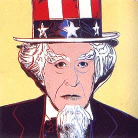 Andy WarholUncle Sam, Art Andy, Sam Popart, Warhol Pop Art, Andy Warhol Pop, Museums Boards, Sam Fs Ii 259, Lenox Museums