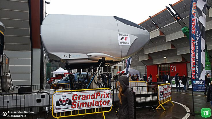 #F1 #Simulator #MotorShow2014 #Bologna #Auto #Car #Automobili #Supercar