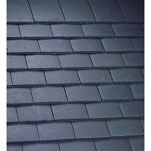 Marley Eternit Plain CONCRETE Tile Smooth Grey Sample Requested On