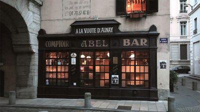 Café Comptoir Abel - Lyon 2 Meilleur Bouchon Lyonnais aux trophées de la gastronomie 2012