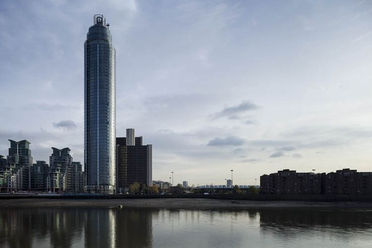 Architectural photography of One St Georges Wharf