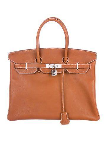 848153e2784 Hermès 2017 Barenia Faubourg Birkin 35