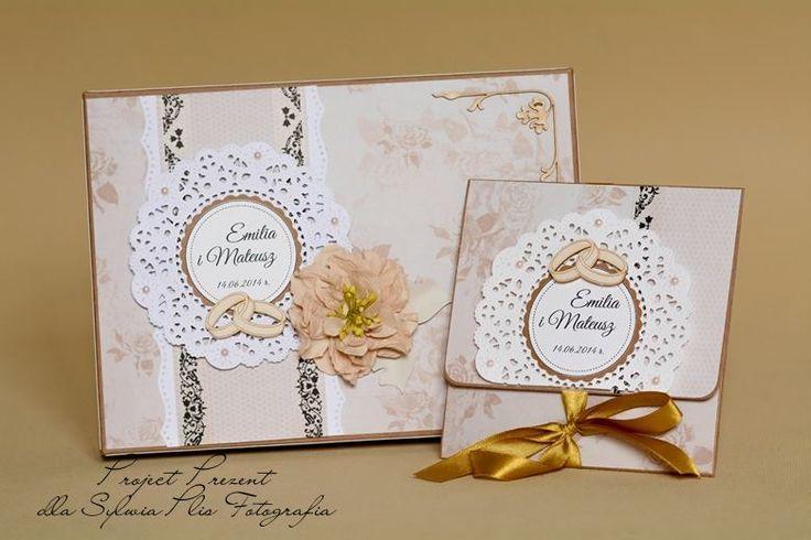 Pudełko i folder na zdjęcia