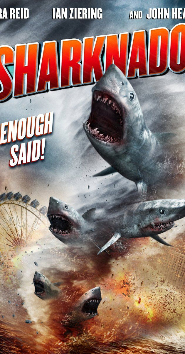 Sharknado (TV Movie 2013)