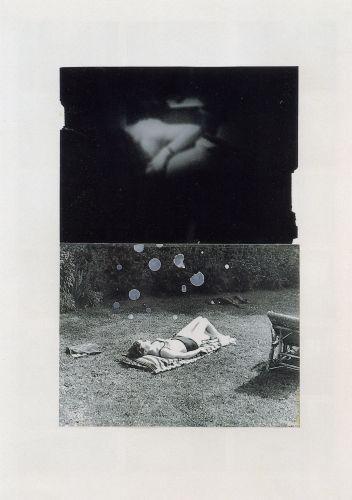 Gerhard Richter, Atlas Sheet 54, Hamburg, 1967