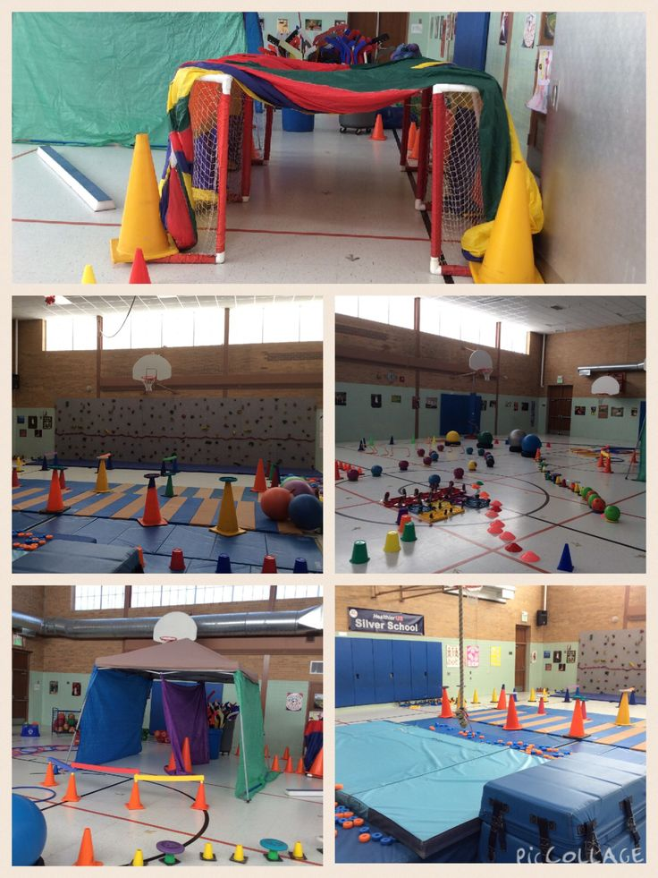 11 Best Images About Pe Obstacle Course Ideas On Pinterest