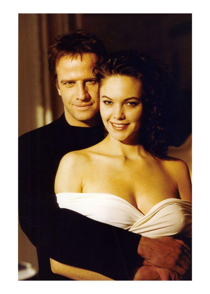 Christophe Lambert & Diane Lane Married (1988–1994)