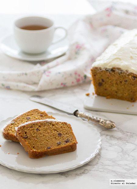 Recetas Americanas Carrot Cake