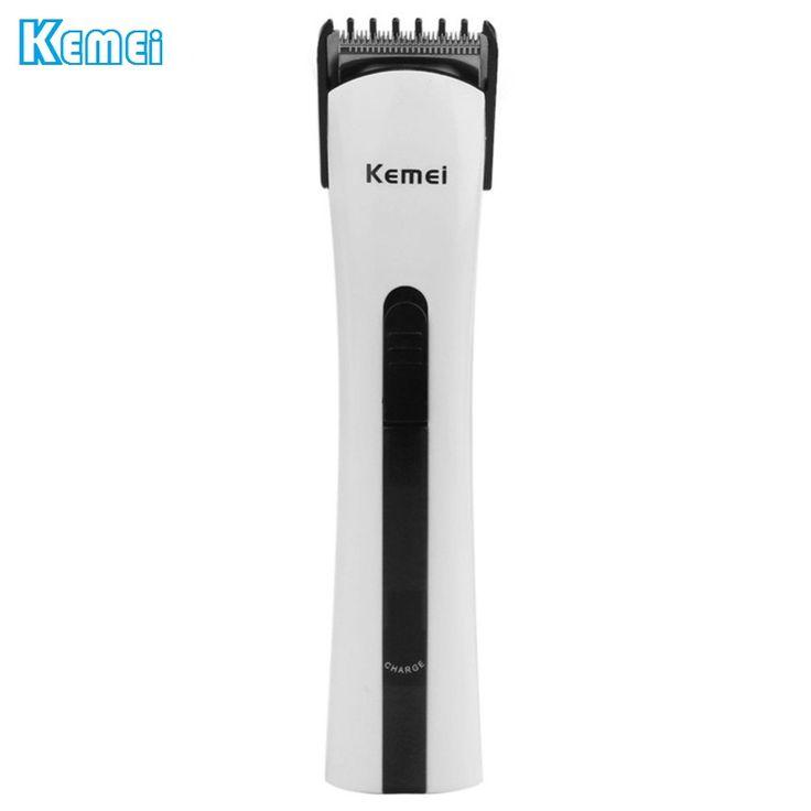 KM-2516 barba trimmer máquina de afeitar eléctrica de corte de pelo cortapelos recargable razor peluquería maquina de cortar o cabelo