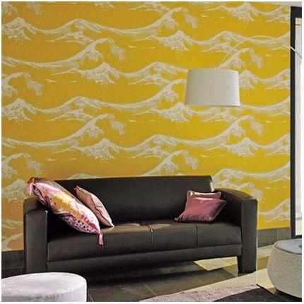 les 25 meilleures id es de la cat gorie papier peint elitis sur pinterest papier peint de. Black Bedroom Furniture Sets. Home Design Ideas