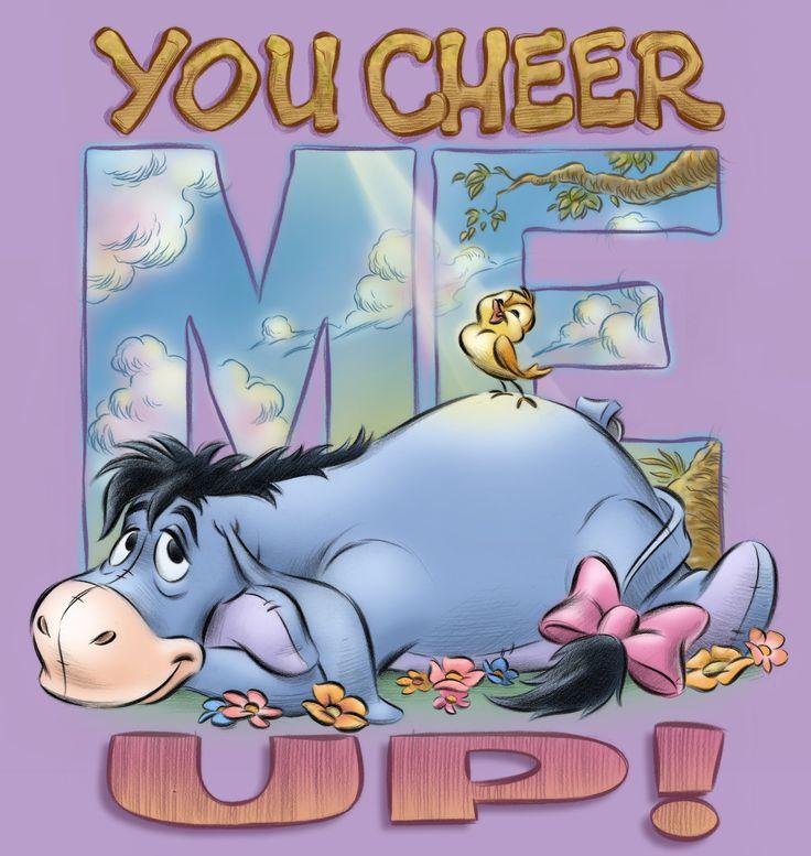 "Eeyore ""You Cheer Me Up"" by Pedro Astudillo"