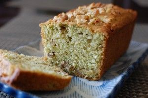 avocado walnut bread!