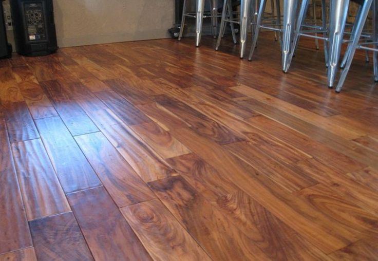 Traditional Hand Scraped Hardwood Flooring - Modern Flooring : Hand Scraped Hardwood Flooring Ideas