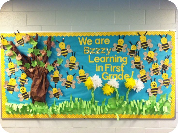 Bee bulletin board 2                                                                                                                                                     More