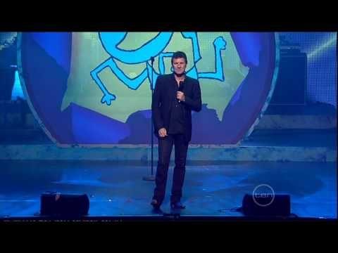 "Adam Hills (2010 Melb International Comedy Festival) ""sign language"""