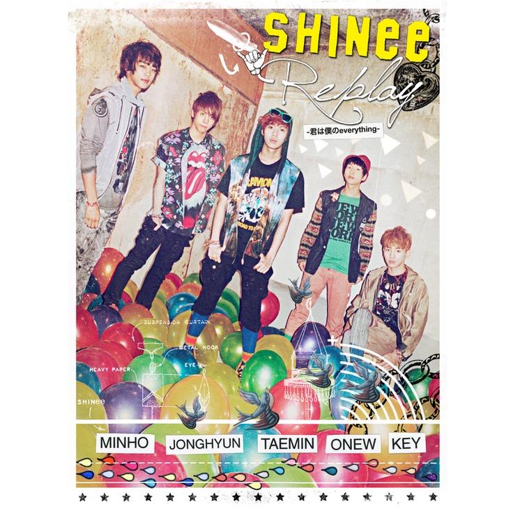 SHINee - Replay  #shinee