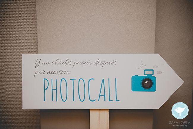 Photocall con atrezzo