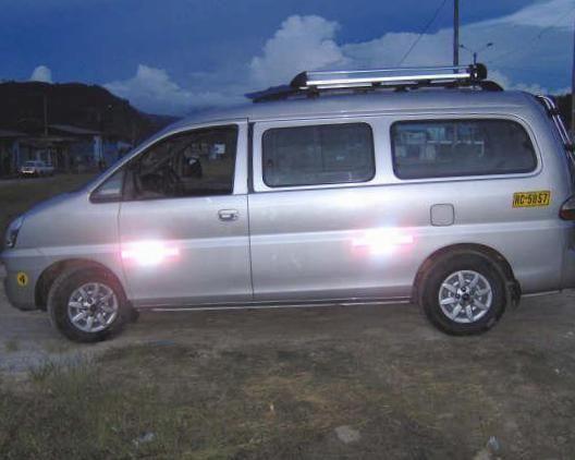 H-1 Van Hyundai for sale - http://autotras.com