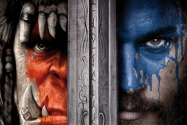 Warcraft comes on the big screen. How it looks the first official trailer