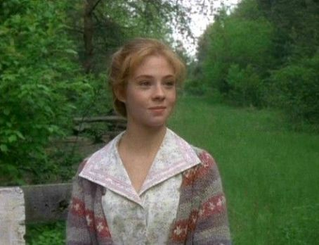 Megan Follows as Anne Shirley, love my Anne with an E!  @Michelle Flynn @Heather Creswell Duchene