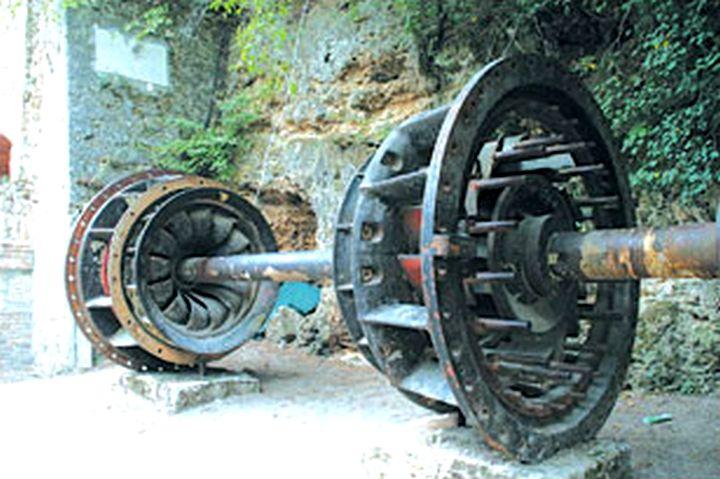 Elektrownia wodna Iskrice || http://crolove.pl/20-faktow-o-chorwacji-o-ktorych-mogliscie-nie-wiedziec/ || #Chorwacja #Croatia #Hrvatska