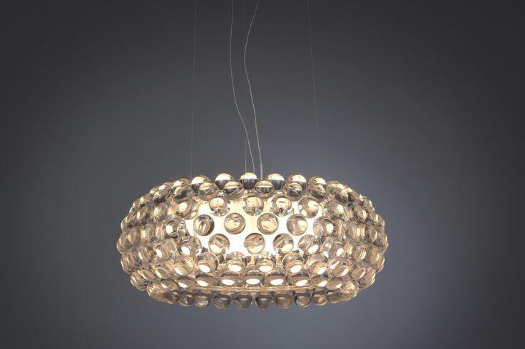 Подвесной светильник Cabochet диаметр 50 купить в интернет-магазине дизайнерской мебели Cosmorelax.Ru