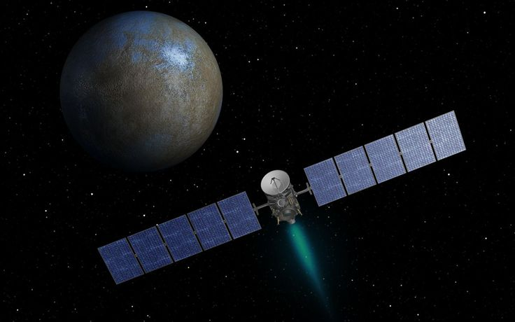 NASA's Dawn spacecraft has entered an approach phase in which it will continue to close in on Ceres, a Texas-sized dwarf planet never before visited by a spacecraft.