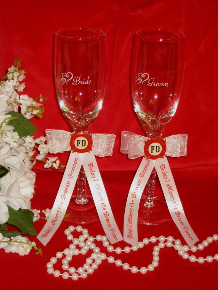 Firefighter Wedding Supplies - Google Search