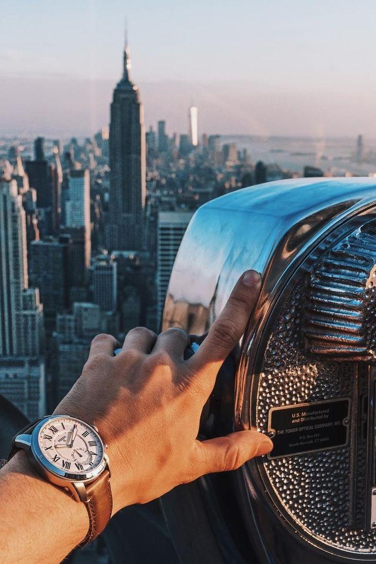 New York City skyline views. via @ marcelfloruss