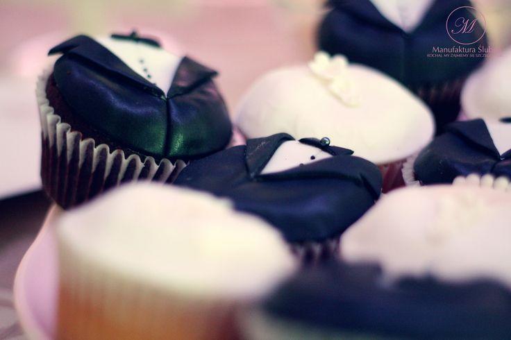 #sweet #cupcakes #candybar #słodki #stół #babeczki