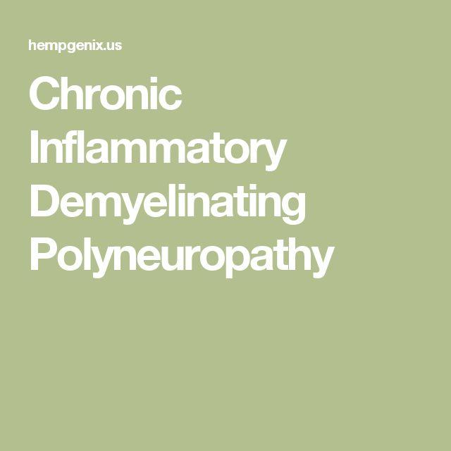 Chronic Inflammatory Demyelinating Polyneuropathy