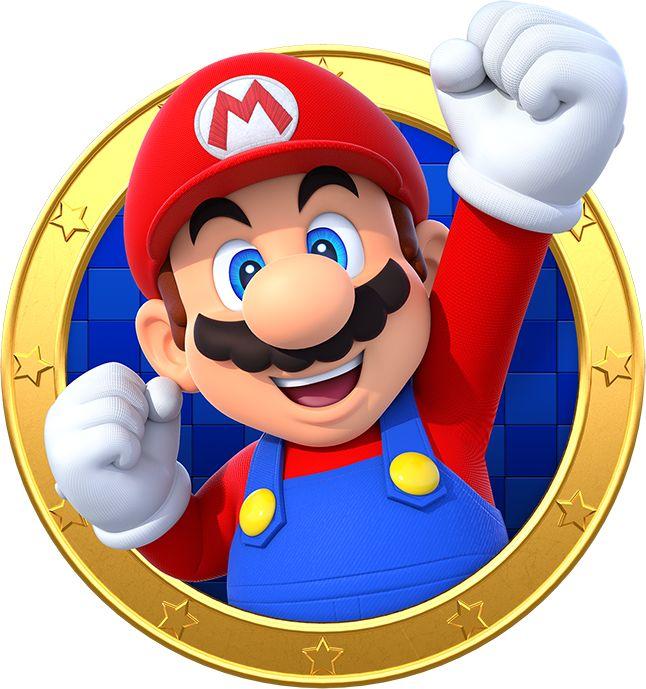 Mario - Mario Party: Star Rush