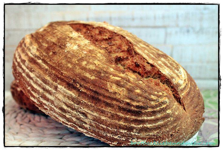 Odenwälder Dinkel-Roggen-Kruste brotbackliebeundmehr Foodblog