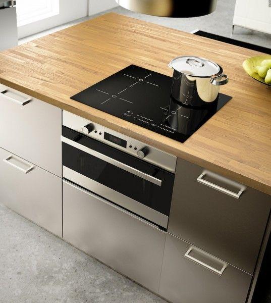 ikea portes HYTTAN  Recherche Google  Cozinha   -> Kuchnie Ikea Hyttan
