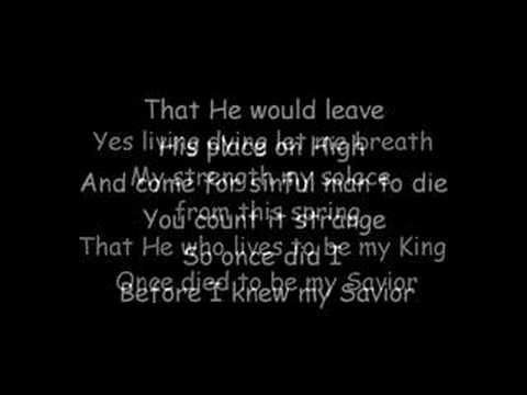 22 best comfort music for baby loss parents images on pinterest my savior my god by aaron shust with lyrics for worship stopboris Gallery