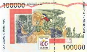 Największy banknot Świata, kantor online, tani kantor online, sprawdzony kantor online