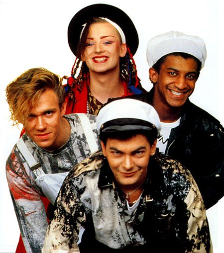 I love culture club, and I am not ashamed to admit it!