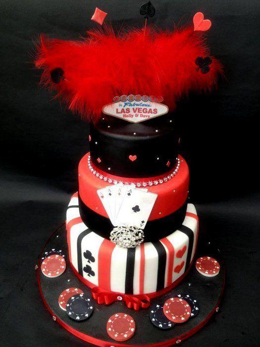 Best 25 Las Vegas Cake Ideas On Pinterest Poker Cake