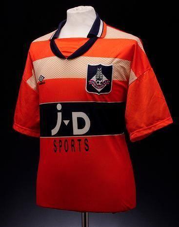 Oldham Athletic (Away Shirt)