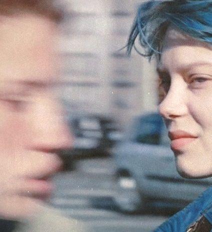 Adèle Exarchopoulos and Léa Seydoux, Blue Is The Warmest Colour