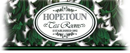 Hopetoun Tea Rooms - High Tea