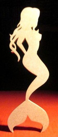 Les Sirènes : Chantournage